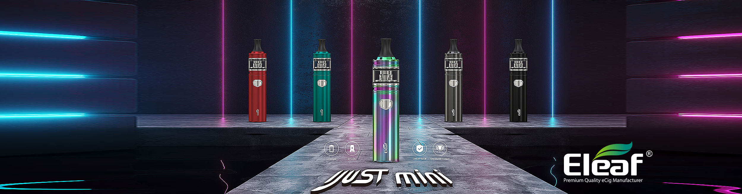 iJust mini e-cigarette