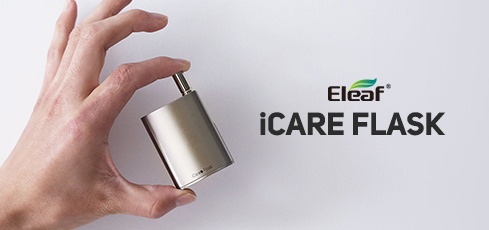 Eleaf iCare Flask Grip