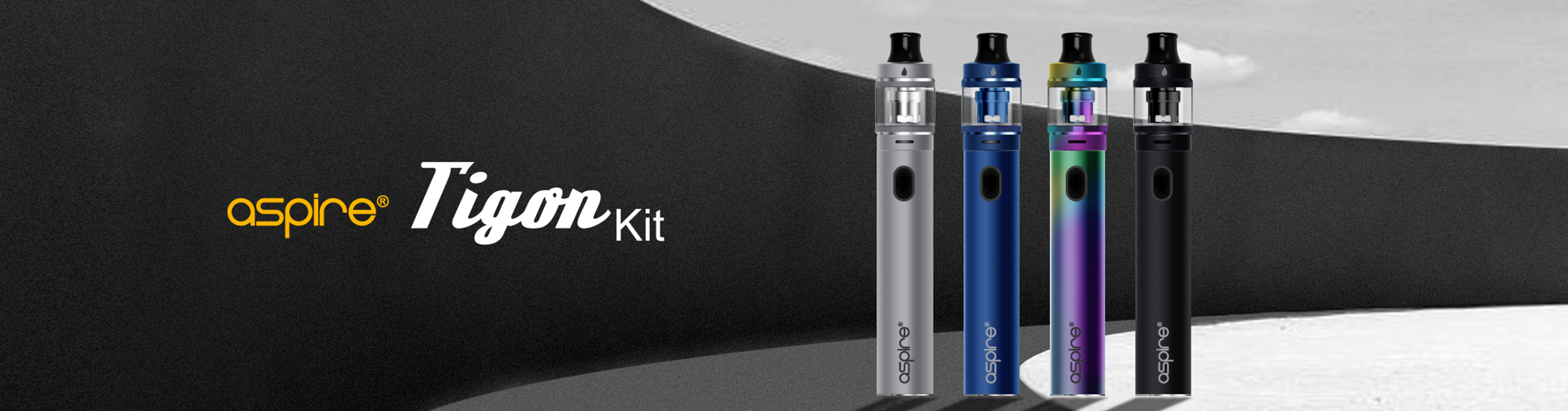 Aspire Tigon e-cigarette